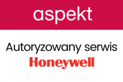 Aspekt autoryzowanym serwisem marki Honeywell (Honeywell Authorized Service Partner)