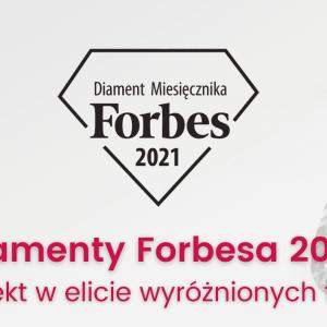 Diamenty Forbesa 2021!